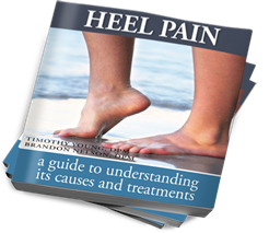 Free Book for Foot & Ankle Pain